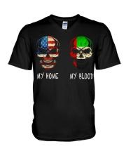 My Blood - Emirates V-Neck T-Shirt thumbnail