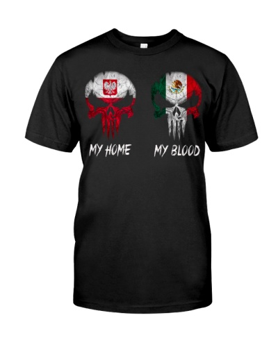 Home Poland - Blood Mexico