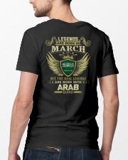 Legends Arab - 03 Classic T-Shirt lifestyle-mens-crewneck-back-5