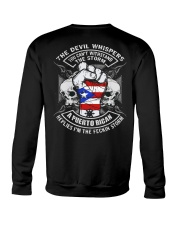The Devil - Puerto Rican Crewneck Sweatshirt tile
