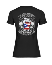 The Devil - Puerto Rican Premium Fit Ladies Tee tile