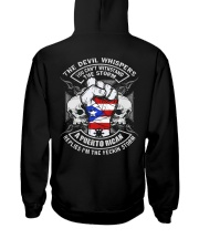 The Devil - Puerto Rican Hooded Sweatshirt thumbnail