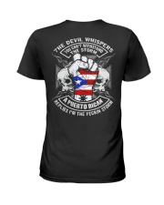 The Devil - Puerto Rican Ladies T-Shirt thumbnail