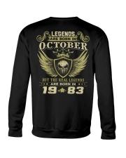 LEGENDS 83 10 Crewneck Sweatshirt thumbnail