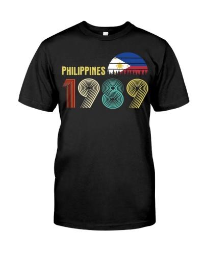 PHILIPPINES 1989