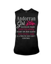Andorran Girl Sleeveless Tee thumbnail