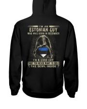 ESTONIAN GUY - 012 Hooded Sweatshirt thumbnail