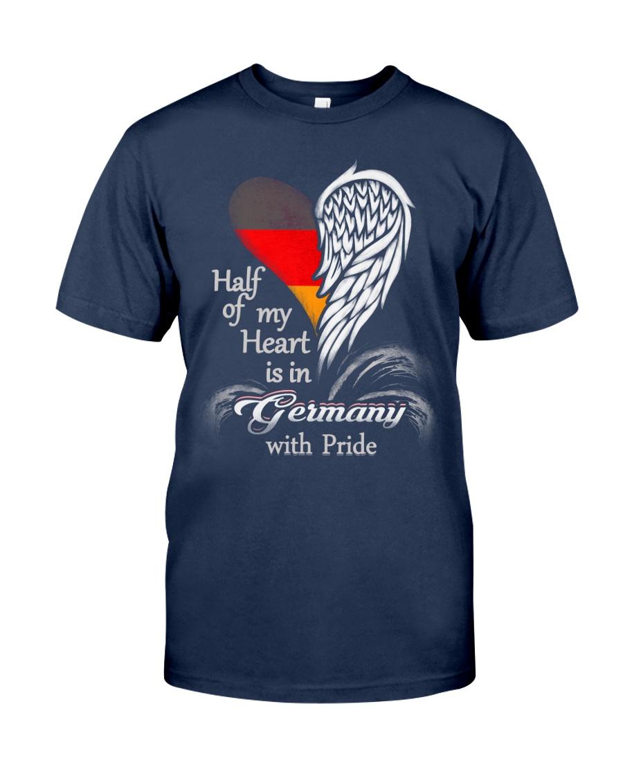 Pride Germany Classic T-Shirt