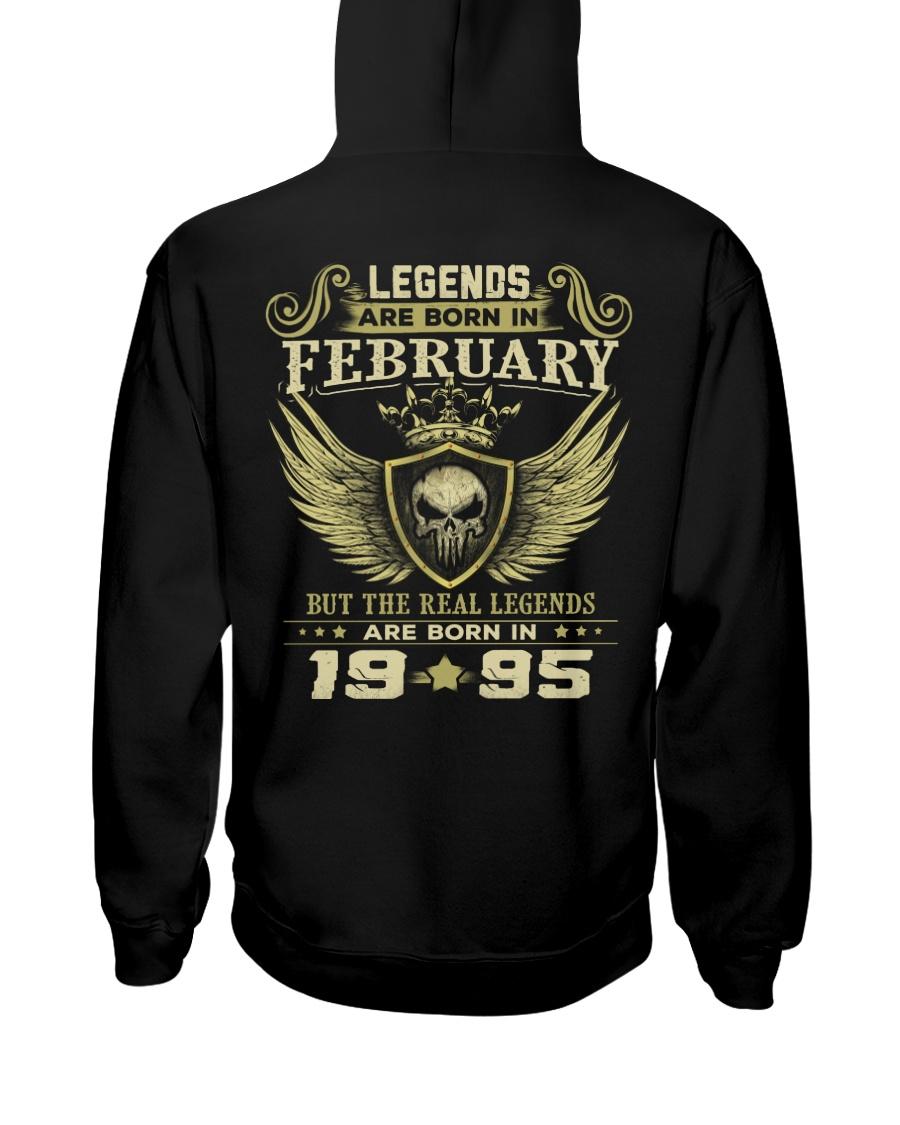 LEGENDS 95 2 Hooded Sweatshirt
