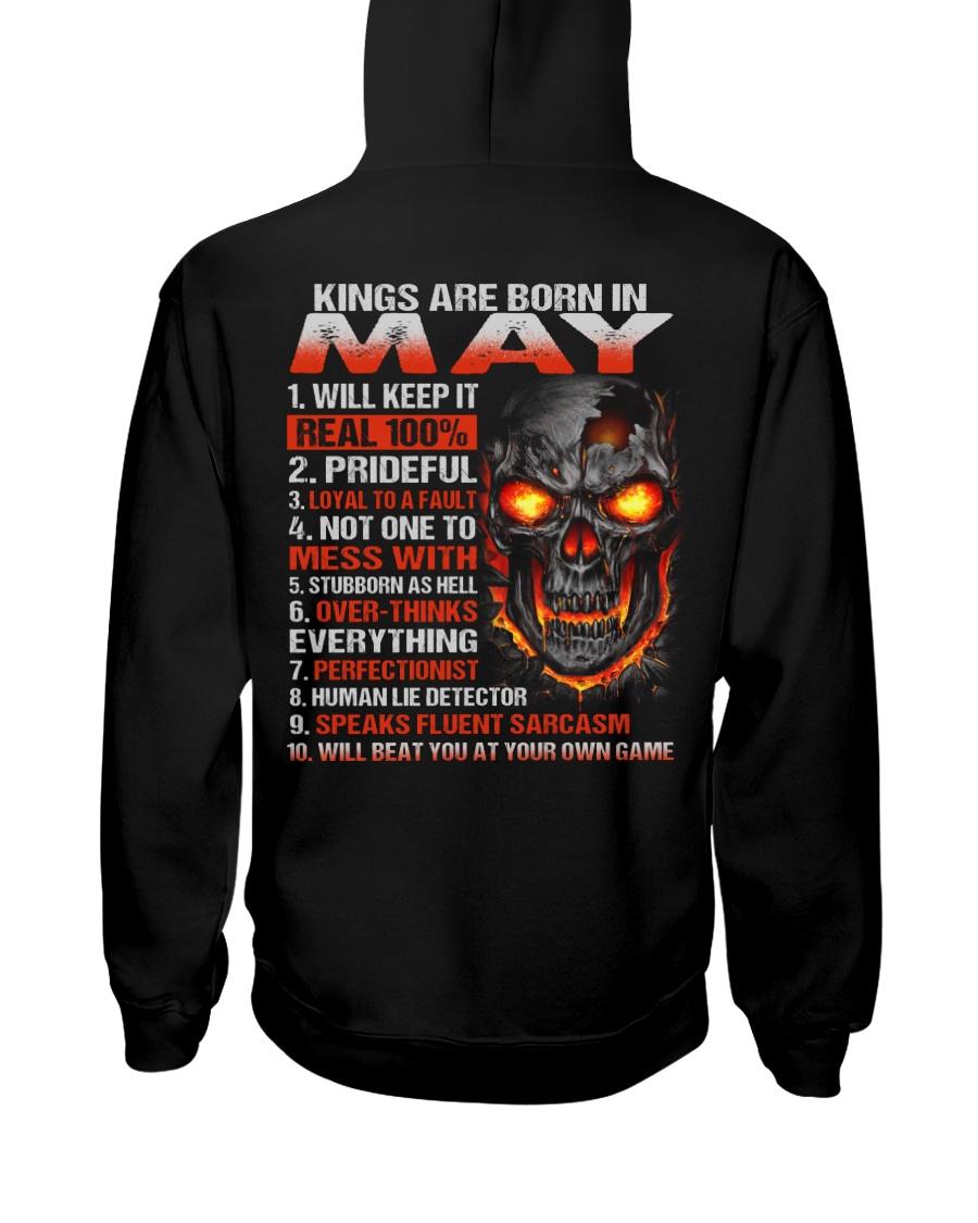 KING REAL 5 Hooded Sweatshirt