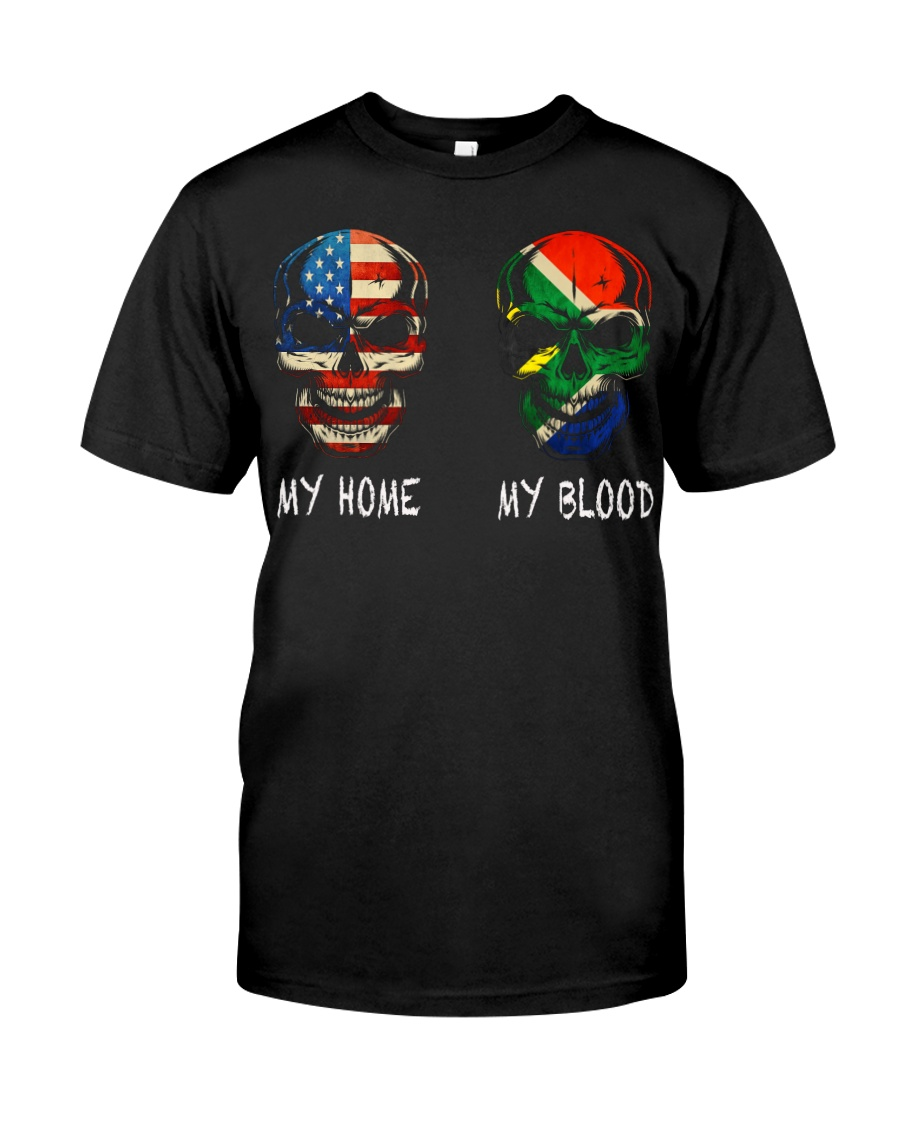 My Blood - South Africa Classic T-Shirt