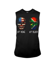 My Blood - South Africa Sleeveless Tee thumbnail