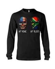 My Blood - South Africa Long Sleeve Tee thumbnail
