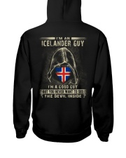 I'm A Good Guy - Icelander Hooded Sweatshirt tile