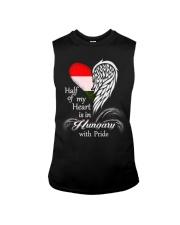Heart - Pride Hungary Sleeveless Tee thumbnail