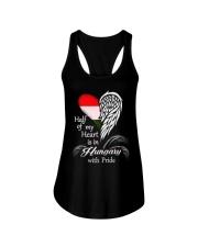 Heart - Pride Hungary Ladies Flowy Tank thumbnail
