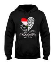 Heart - Pride Hungary Hooded Sweatshirt thumbnail