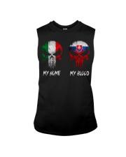 Home Italy - Blood Slovakia Sleeveless Tee thumbnail