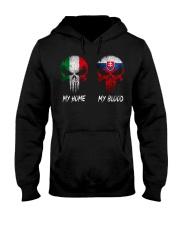 Home Italy - Blood Slovakia Hooded Sweatshirt thumbnail