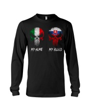 Home Italy - Blood Slovakia Long Sleeve Tee thumbnail