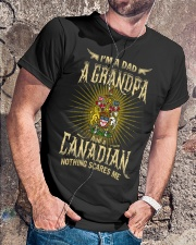 Dad-Canadian Classic T-Shirt lifestyle-mens-crewneck-front-4