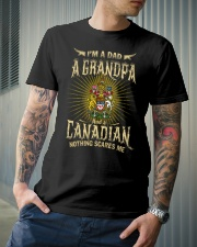 Dad-Canadian Classic T-Shirt lifestyle-mens-crewneck-front-6