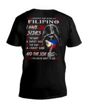 FILIPINO V-Neck T-Shirt thumbnail