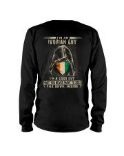 I'm A Good Guy - Ivorian Long Sleeve Tee thumbnail