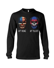 My Blood - Cambodia Long Sleeve Tee tile