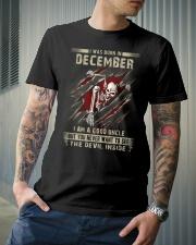 GOOD UNCLE 012 Classic T-Shirt lifestyle-mens-crewneck-front-6