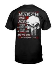 3 SIDE NEW 3 Classic T-Shirt thumbnail