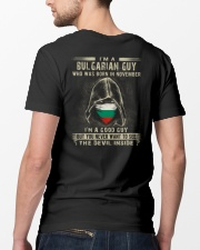 BULGARIAN GUY - 011 Classic T-Shirt lifestyle-mens-crewneck-back-5