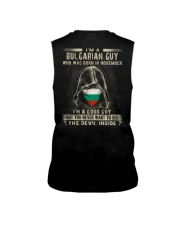 BULGARIAN GUY - 011 Sleeveless Tee thumbnail