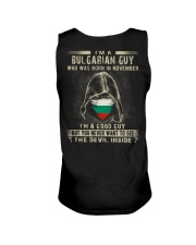 BULGARIAN GUY - 011 Unisex Tank tile