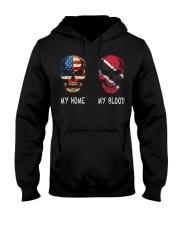 My Blood - Trinidad and Tobago Hooded Sweatshirt thumbnail