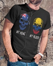 My Home Australia - Colombia Classic T-Shirt lifestyle-mens-crewneck-front-4