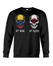 My Home Colombia - Japan Crewneck Sweatshirt thumbnail