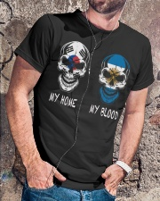 My Home Korea - Argentina Classic T-Shirt lifestyle-mens-crewneck-front-4