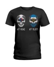 My Home Korea - Argentina Ladies T-Shirt thumbnail