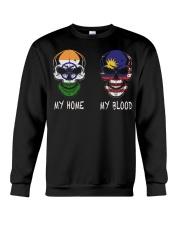 My Home India - Malaysia Crewneck Sweatshirt thumbnail
