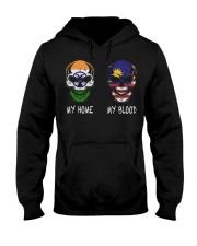 My Home India - Malaysia Hooded Sweatshirt thumbnail