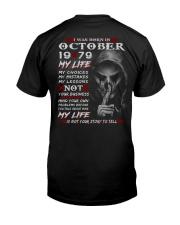 79-10 Classic T-Shirt back