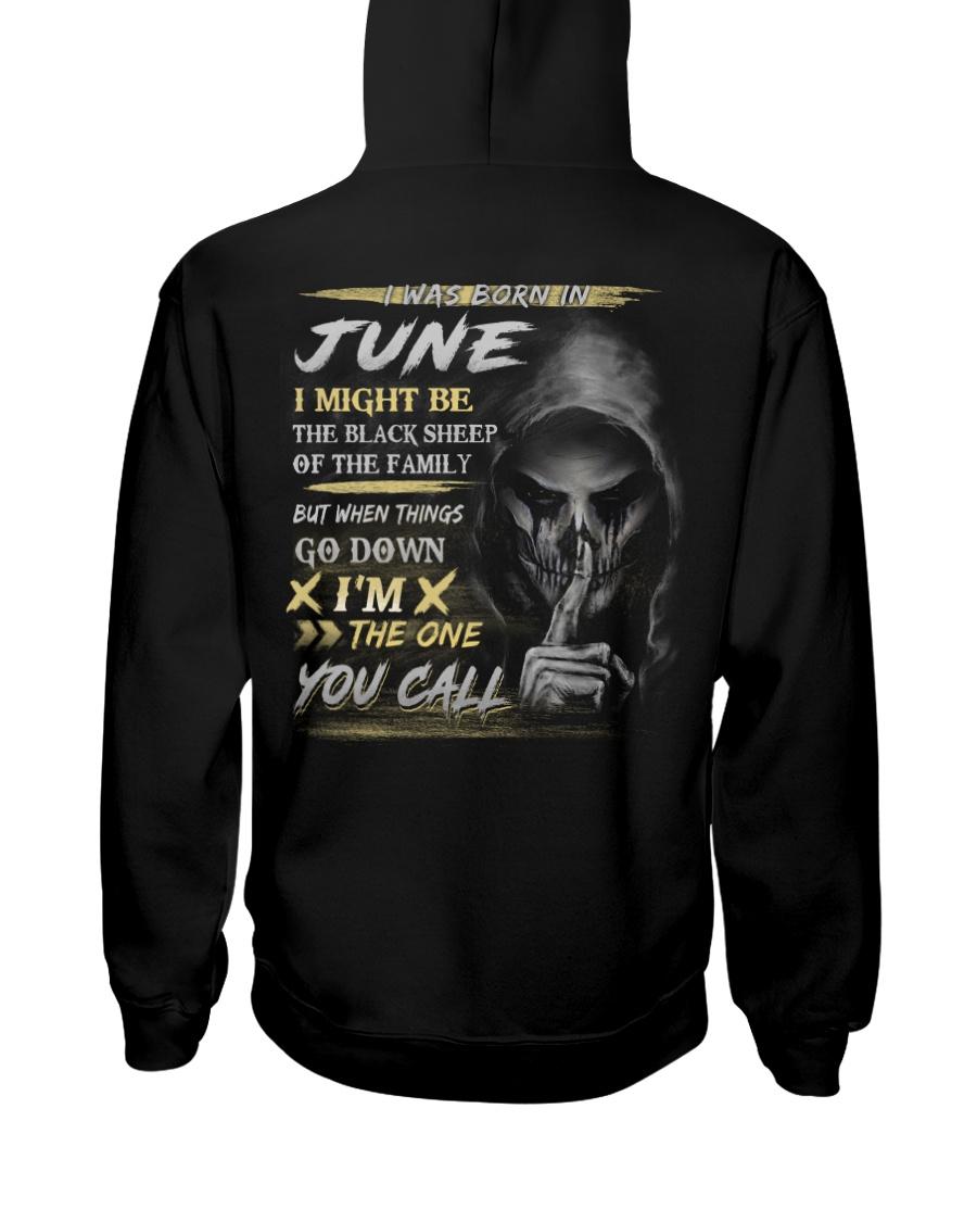 YOU CALL 6 Hooded Sweatshirt