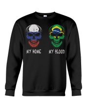 My Home Russia - Brazil Crewneck Sweatshirt thumbnail