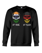 My Home India - Germany Crewneck Sweatshirt thumbnail