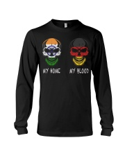 My Home India - Germany Long Sleeve Tee thumbnail