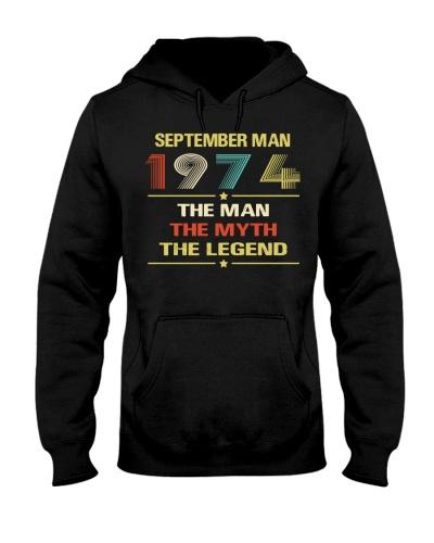 THE MAN 74-9