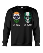 My Home India - Nigeria Crewneck Sweatshirt thumbnail