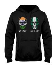 My Home India - Nigeria Hooded Sweatshirt thumbnail