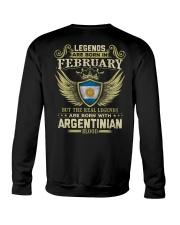 LEGENDS ARGENTINIAN - 02 Crewneck Sweatshirt thumbnail